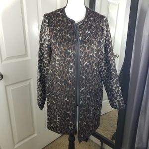 MOD Cheetah print coat